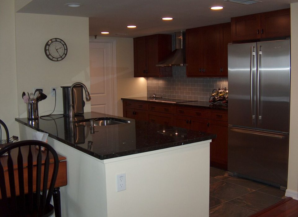 condo kitchen remodel Silver Palm Remodeling